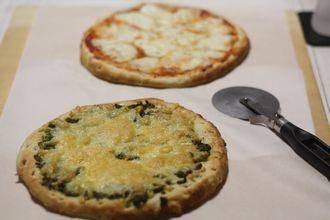 9/28-10/10 日々のごはん&食パン、レモンチョコ、お芋パン、ピザ_f0196800_21200520.jpg