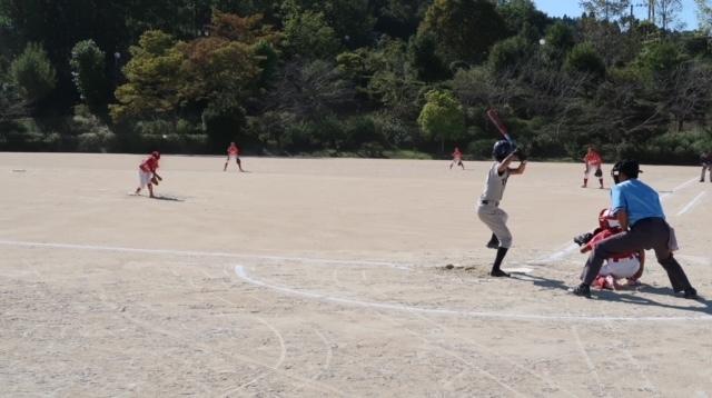 第20回 富田林ロータリー旗争奪少年野球大会  第12日目 10月10日_c0309012_09185934.jpeg