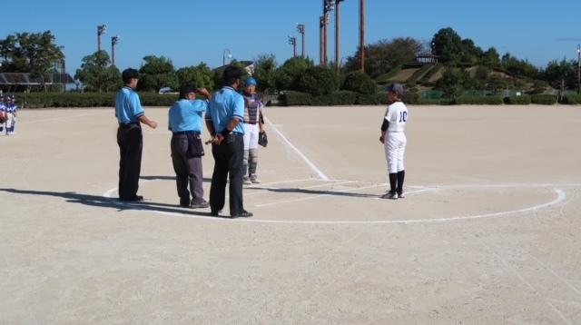 第20回 富田林ロータリー旗争奪少年野球大会  第12日目 10月10日_c0309012_09203137.jpeg