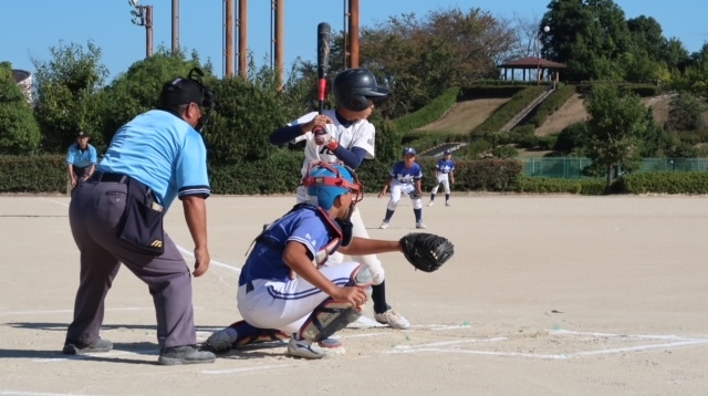 第20回 富田林ロータリー旗争奪少年野球大会  第12日目 10月10日_c0309012_09204563.jpeg