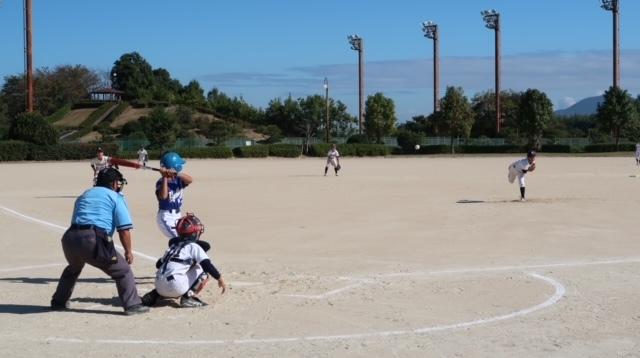 第20回 富田林ロータリー旗争奪少年野球大会  第12日目 10月10日_c0309012_09210829.jpeg