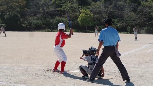 第20回 富田林ロータリー旗争奪少年野球大会  第12日目 10月10日_c0309012_10055864.jpeg