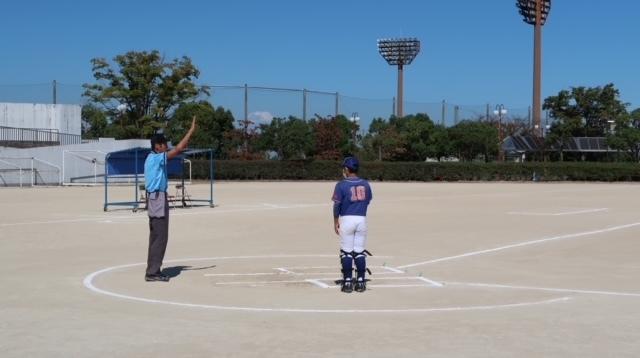 第20回 富田林ロータリー旗争奪少年野球大会  第12日目 10月10日_c0309012_10422885.jpeg