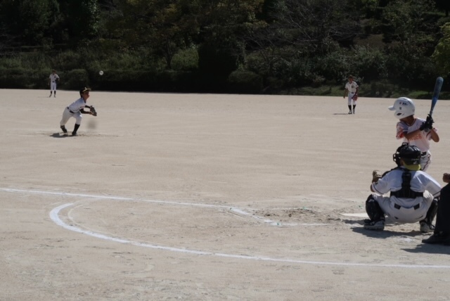 第20回 富田林ロータリー旗争奪少年野球大会  第12日目 10月10日_c0309012_12140349.jpeg