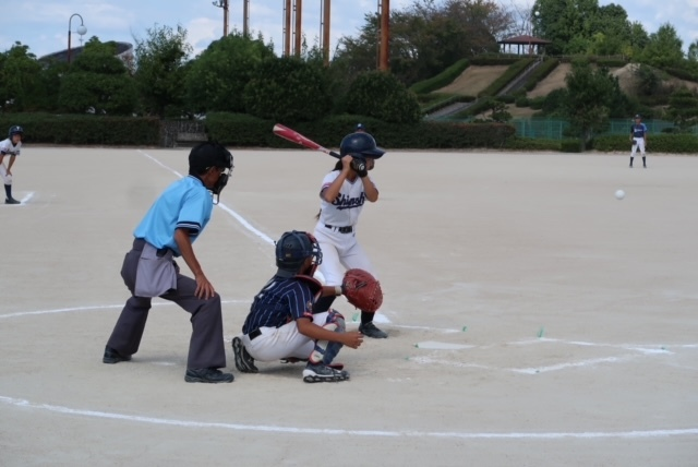 第20回 富田林ロータリー旗争奪少年野球大会  第12日目 10月10日_c0309012_14294309.jpeg
