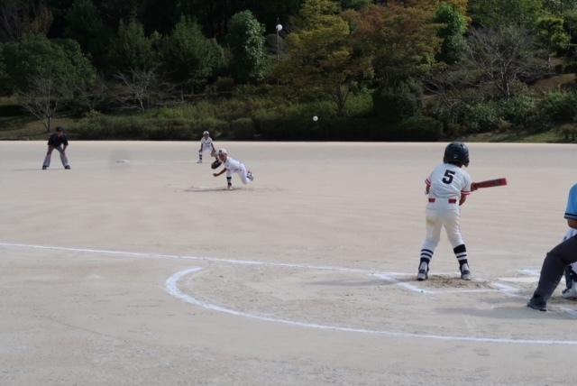 第20回 富田林ロータリー旗争奪少年野球大会  第12日目 10月10日_c0309012_14300437.jpeg