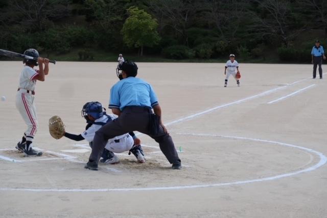 第20回 富田林ロータリー旗争奪少年野球大会  第12日目 10月10日_c0309012_14301686.jpeg