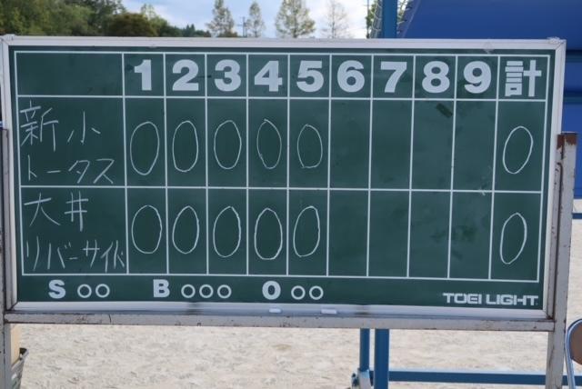 第20回 富田林ロータリー旗争奪少年野球大会  第12日目 10月10日_c0309012_14523239.jpeg