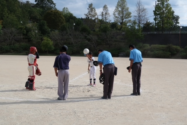 第20回 富田林ロータリー旗争奪少年野球大会  第12日目 10月10日_c0309012_14551459.jpeg