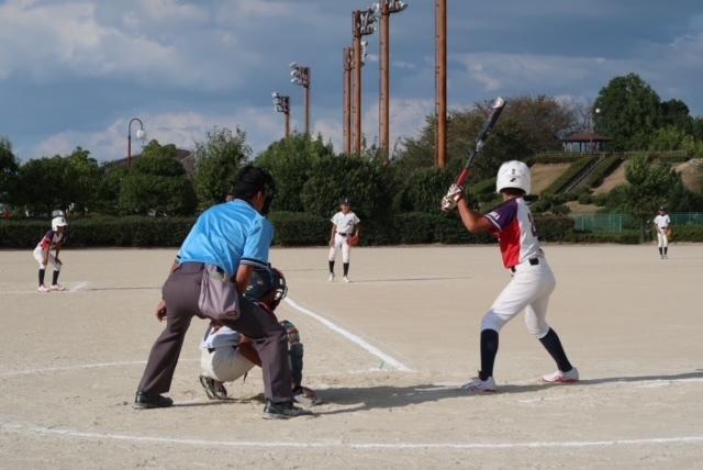 第20回 富田林ロータリー旗争奪少年野球大会  第12日目 10月10日_c0309012_15194700.jpeg