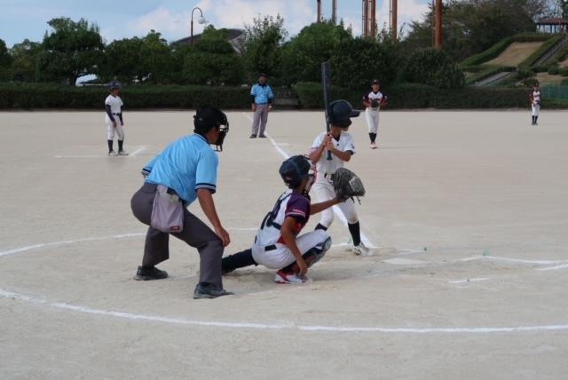 第20回 富田林ロータリー旗争奪少年野球大会  第12日目 10月10日_c0309012_15200295.jpeg