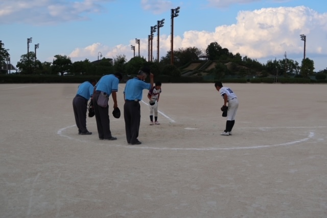 第20回 富田林ロータリー旗争奪少年野球大会  第12日目 10月10日_c0309012_17462203.jpeg