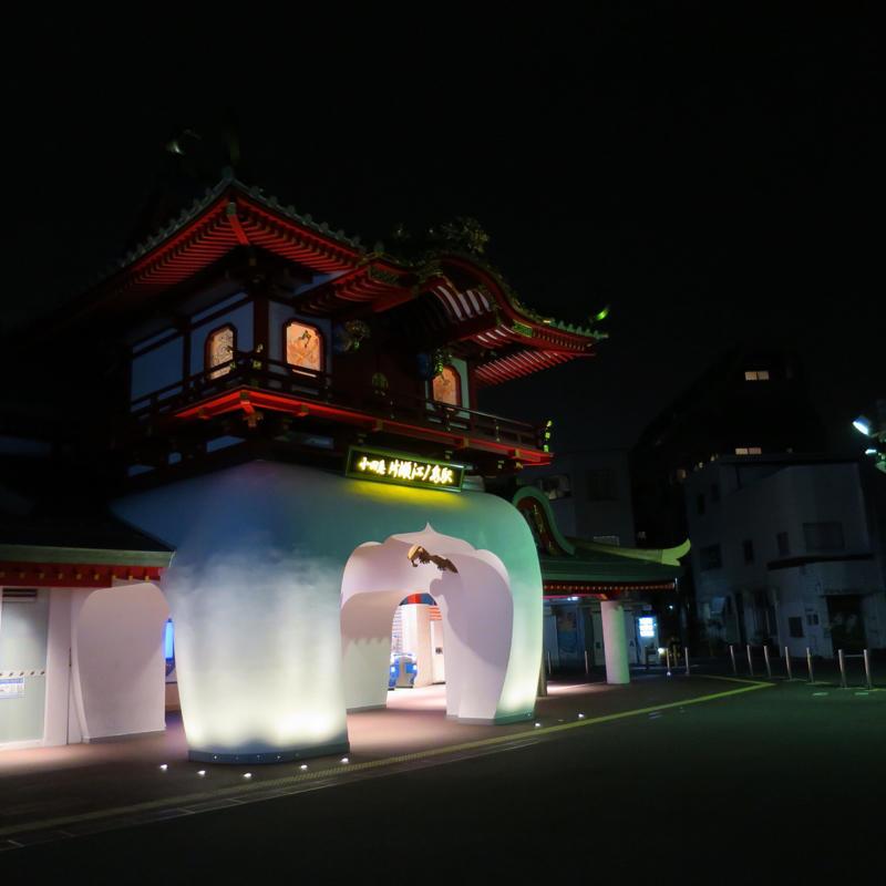 江ノ島の夜_c0060143_10413279.jpg
