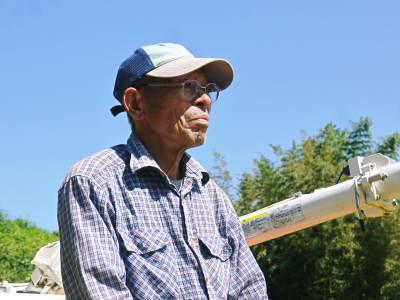 菊池水源棚田米 令和3年度の稲刈り終了!まもなく新米の販売開始!水にこだわる匠のお米を数量限定販売!_a0254656_17462055.jpg