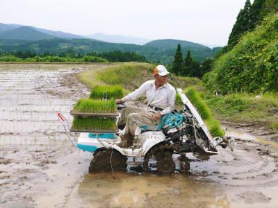 菊池水源棚田米 令和3年度の稲刈り終了!まもなく新米の販売開始!水にこだわる匠のお米を数量限定販売!_a0254656_17544724.jpg