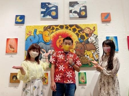 徳治昭さんの童画展へ行ってきました!_a0087471_16065354.jpeg
