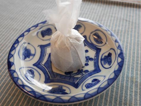 カヌレと松茸と10月のロブクロ_b0177982_23521269.jpg