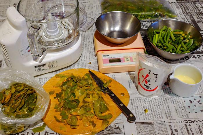 今年も鍋の季節の為に‥_b0340837_11380088.jpg