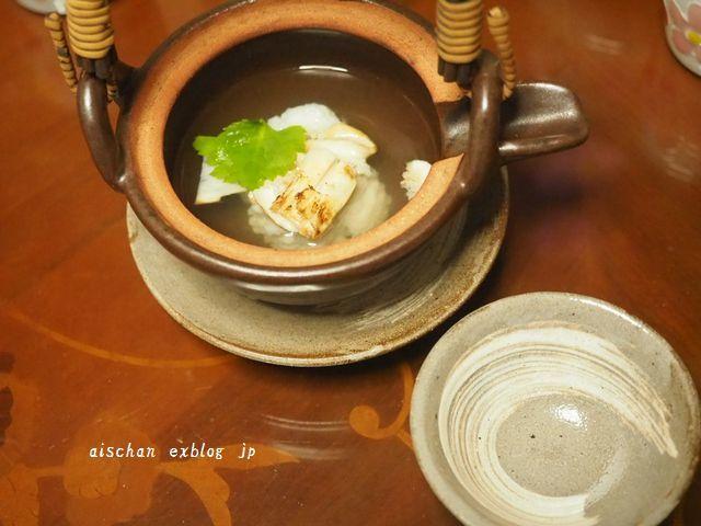 我が家の松茸ご飯とブロ友さんからの嬉しいスイ―ツ♪_e0406439_10491177.jpg