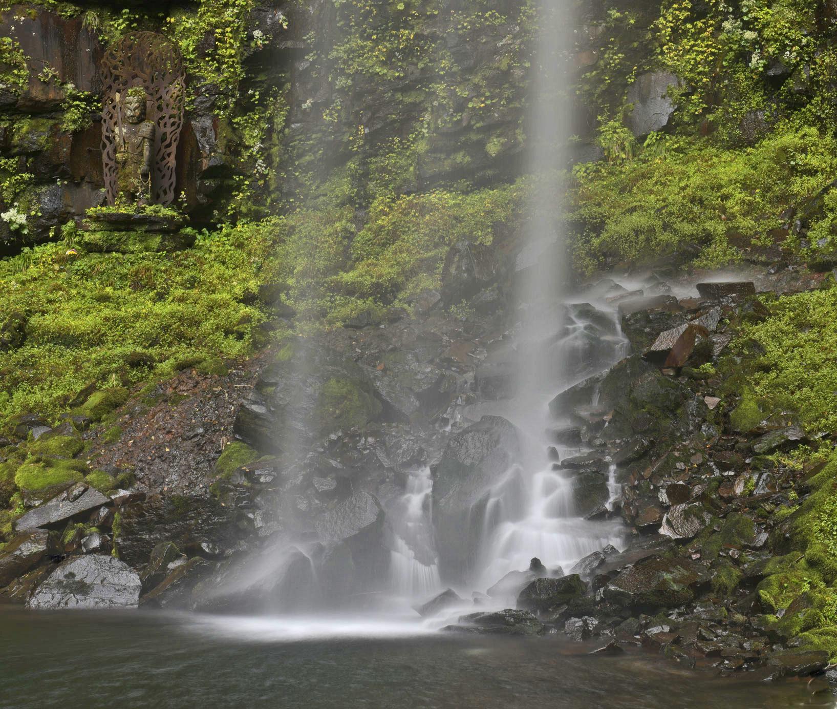 コキア & 阿弥陀ノ滝 in 蛭ヶ野_c0232370_23324491.jpg