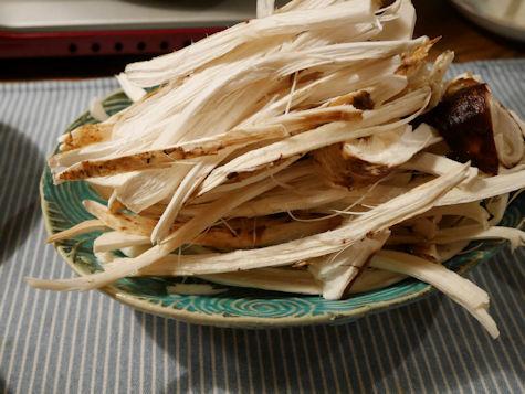 カヌレと松茸と10月のロブクロ_b0177982_00191198.jpg