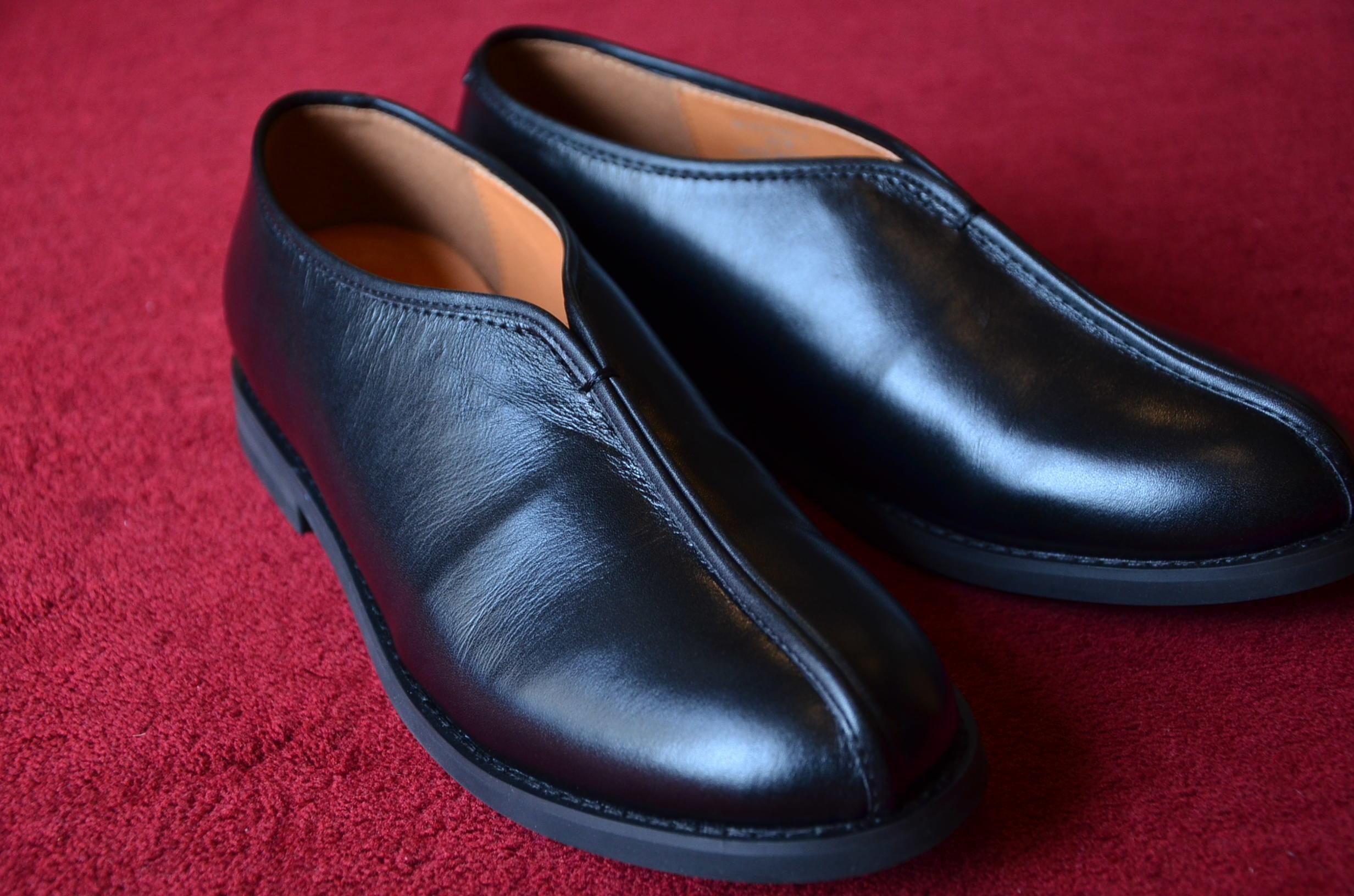 シーンを選ばずいつでも履ける、革靴です。_c0167336_19444141.jpg