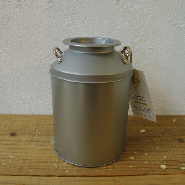 【とみおかクリーニング】ミルク缶入り洗濯洗剤 入荷しました_f0325437_11481417.jpg