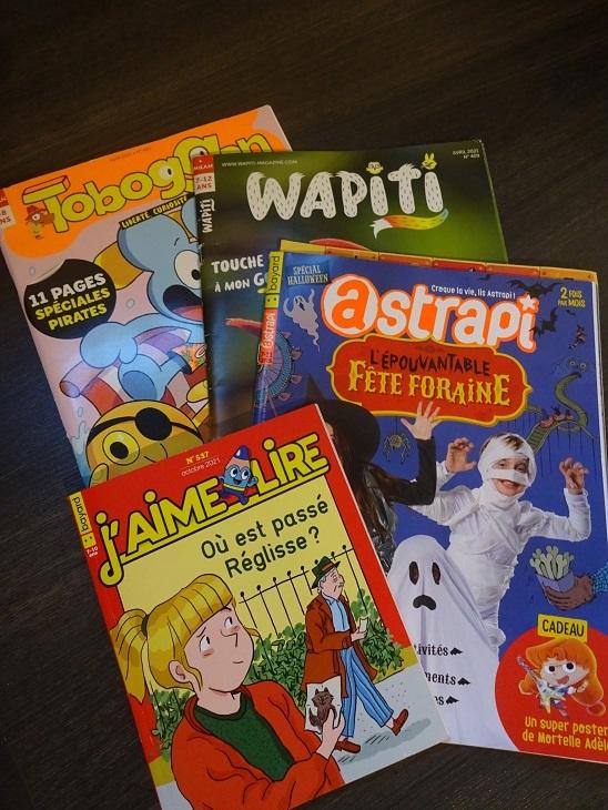 フランスのこども雑誌 定期購読_f0194446_16212398.jpg