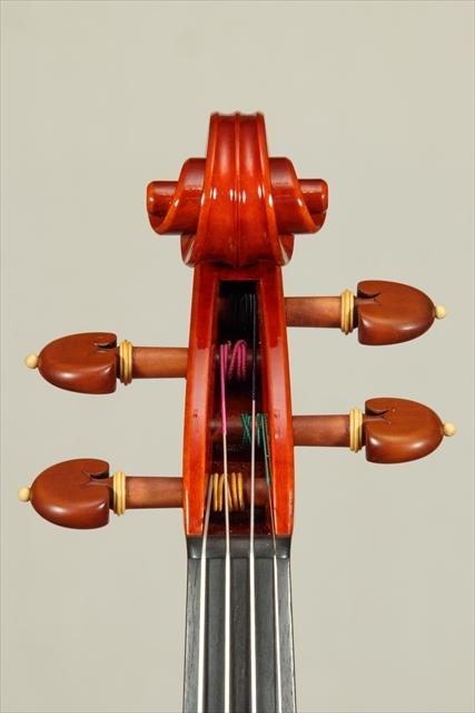 新作ヴァイオリン 動画と写真でご紹介します。_d0047461_14111398.jpg