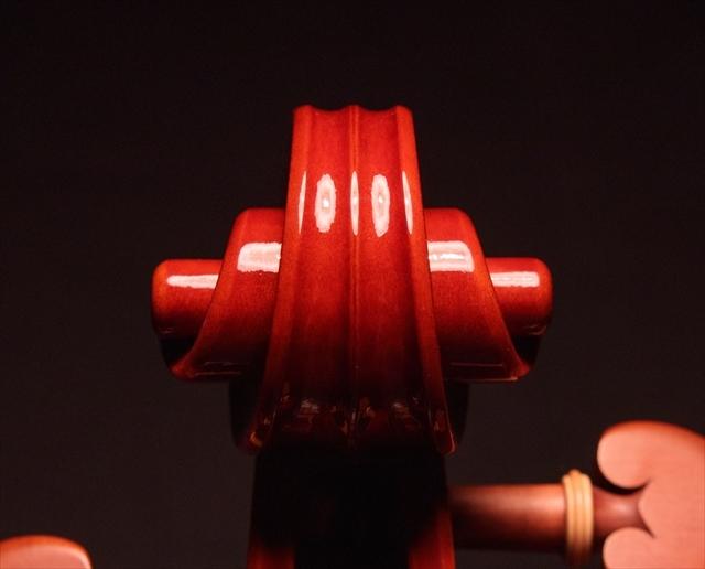 新作ヴァイオリン 動画と写真でご紹介します。_d0047461_14371522.jpg