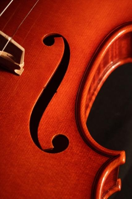 新作ヴァイオリン 動画と写真でご紹介します。_d0047461_14374414.jpg