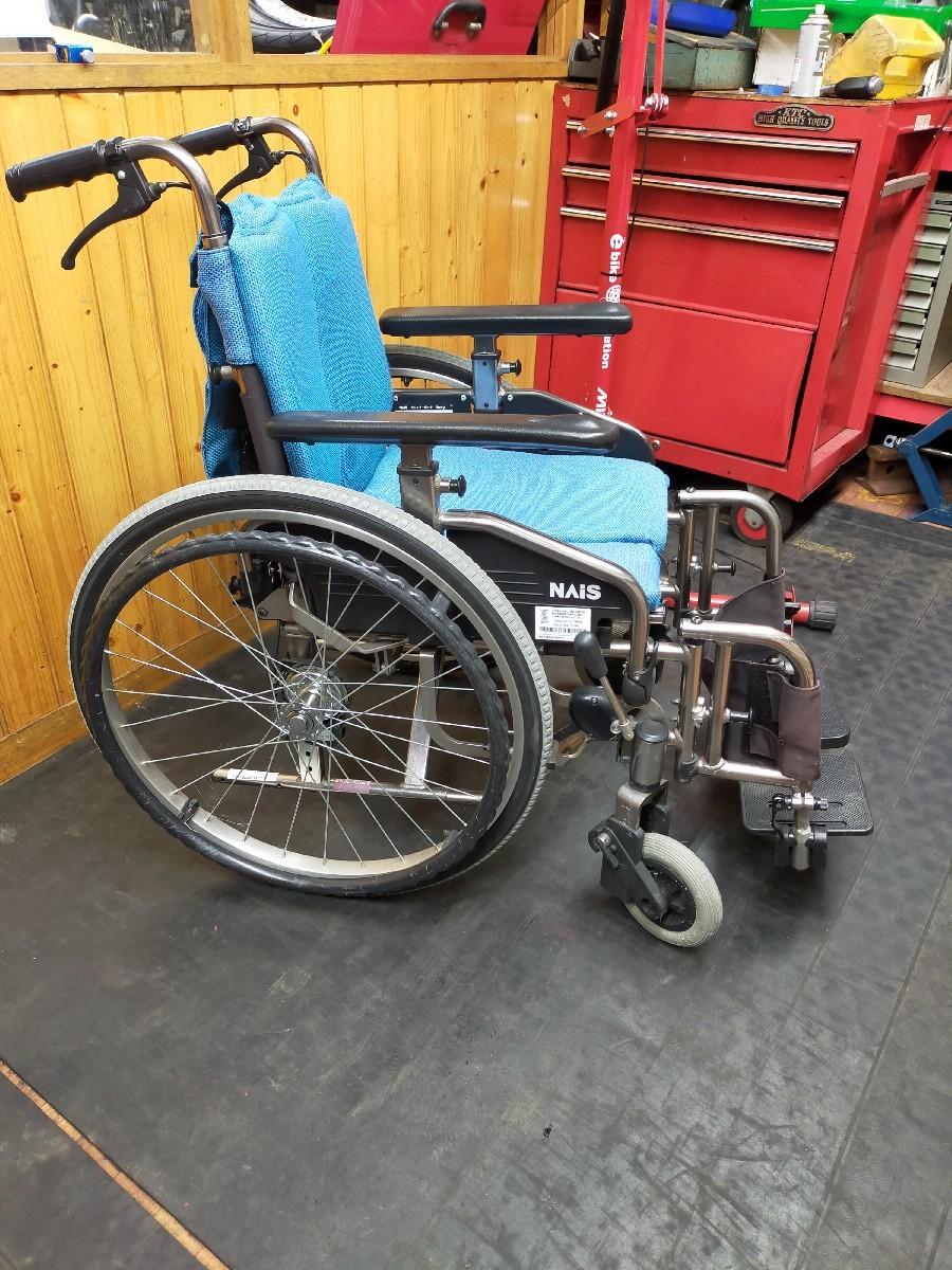札幌 清田区 自転車 車椅子 除雪機マツダ_a0216771_08125019.jpg