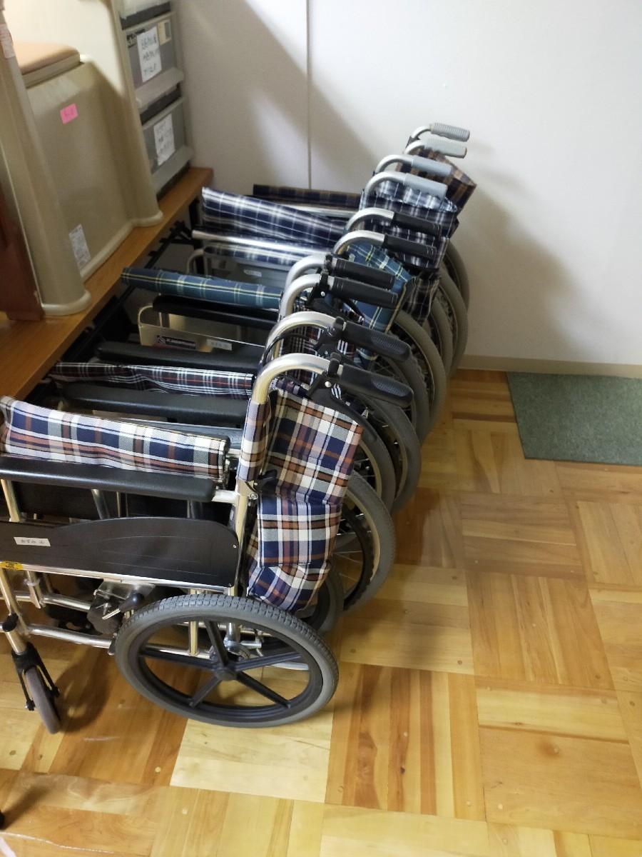 札幌 清田区 自転車 車椅子 除雪機マツダ_a0216771_08125054.jpg