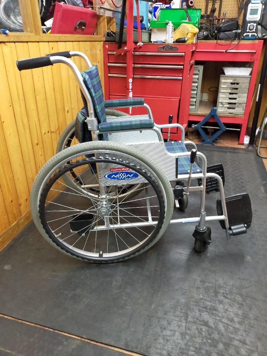 札幌 清田区 自転車 車椅子 除雪機マツダ_a0216771_08125059.jpg