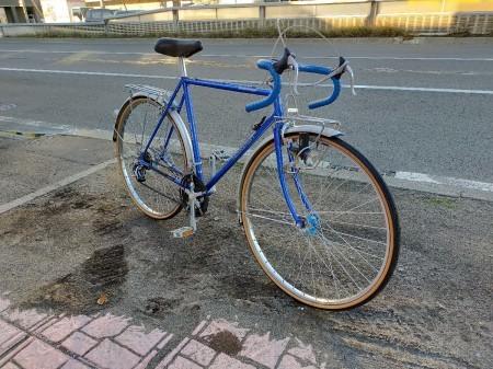 札幌 清田区 自転車 車椅子 除雪機マツダ_a0216771_08181406.jpg