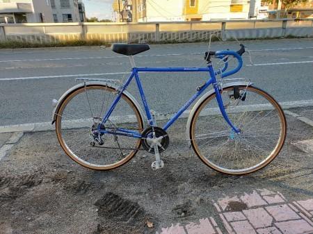 札幌 清田区 自転車 車椅子 除雪機マツダ_a0216771_08181483.jpg