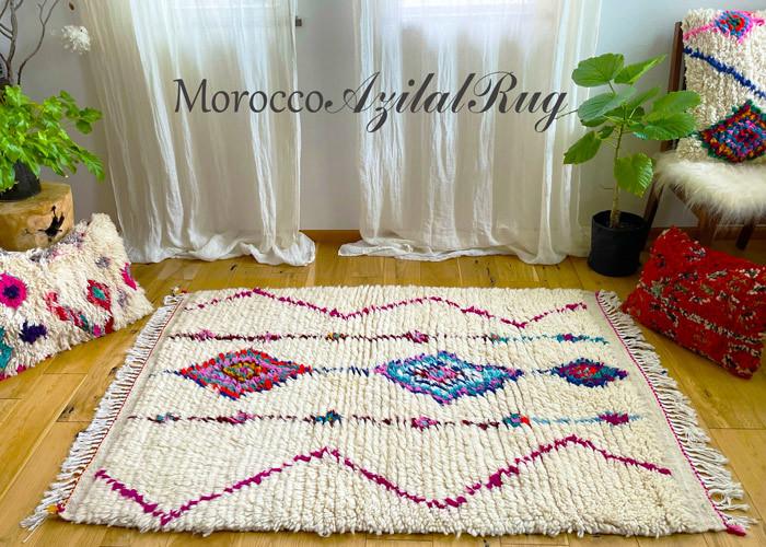 モロッコラグ_e0237283_21042976.jpg