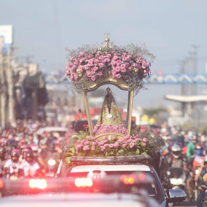 ◤寄稿記事◢ ブラジル、ベレンのナザレー祭。守護アパレシーダ祭。_b0032617_00465041.jpg