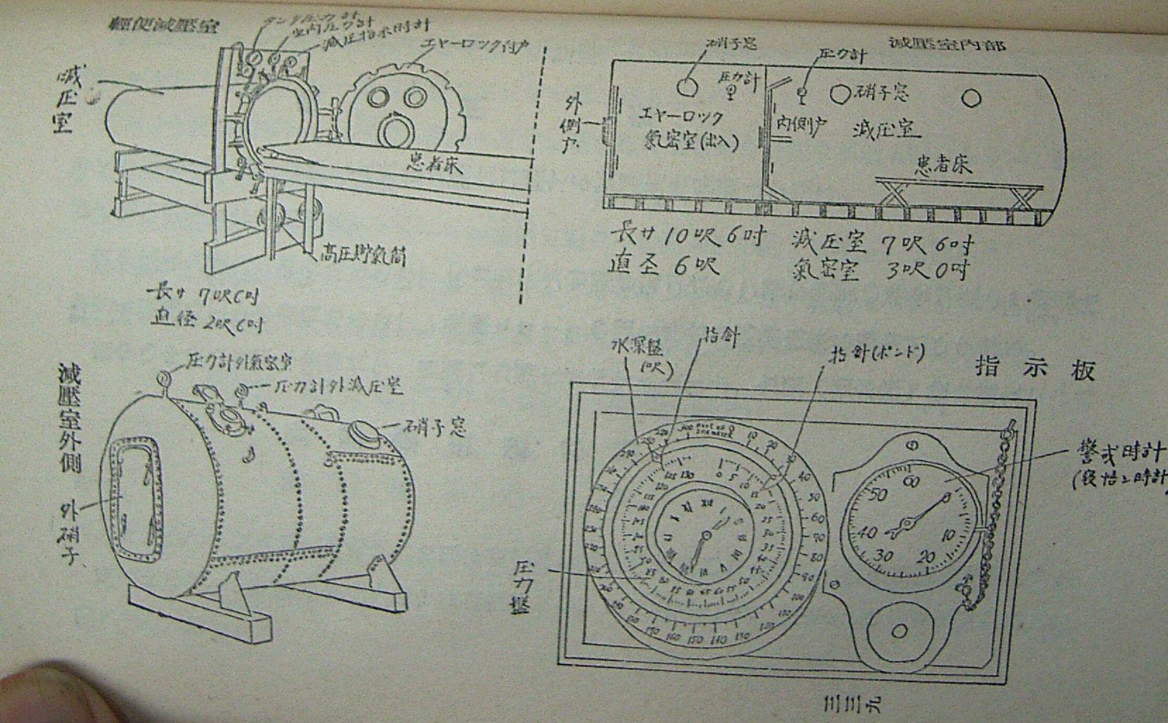 1013 潜水の歴史 19 マスク式7 三浦定之助_b0075059_19130697.jpg