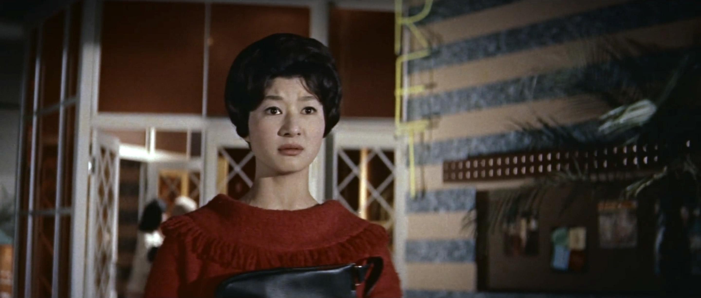 久保菜穂子(Naoko Kubo)「多羅尾伴内 七つの顔の男だぜ」(1960)其の参_e0042361_19590838.jpg