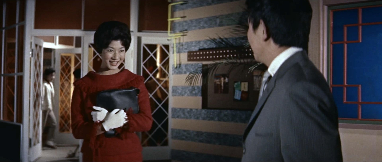 久保菜穂子(Naoko Kubo)「多羅尾伴内 七つの顔の男だぜ」(1960)其の参_e0042361_19592042.jpg