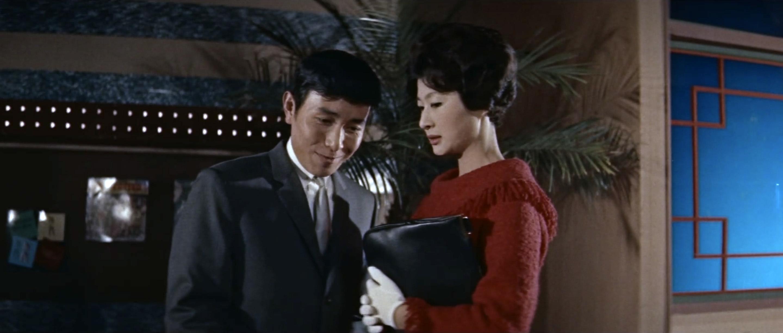 久保菜穂子(Naoko Kubo)「多羅尾伴内 七つの顔の男だぜ」(1960)其の参_e0042361_19592595.jpg