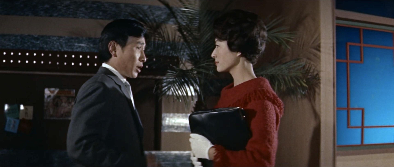 久保菜穂子(Naoko Kubo)「多羅尾伴内 七つの顔の男だぜ」(1960)其の参_e0042361_19592991.jpg