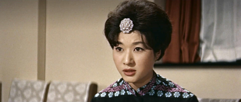 久保菜穂子(Naoko Kubo)「多羅尾伴内 七つの顔の男だぜ」(1960)其の参_e0042361_19593484.jpg