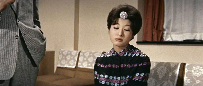 久保菜穂子(Naoko Kubo)「多羅尾伴内 七つの顔の男だぜ」(1960)其の参_e0042361_19593952.jpg