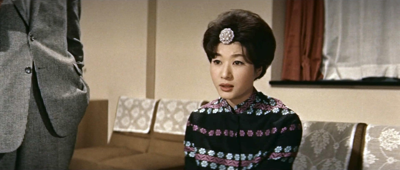 久保菜穂子(Naoko Kubo)「多羅尾伴内 七つの顔の男だぜ」(1960)其の参_e0042361_19594326.jpg