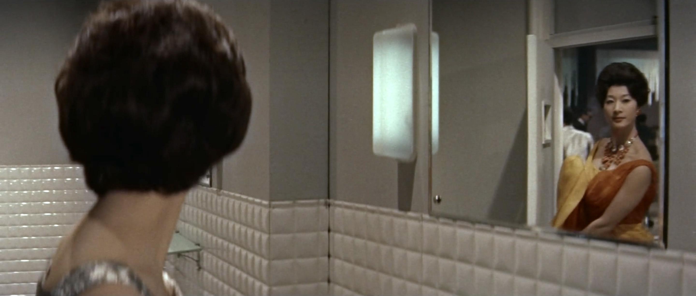 久保菜穂子(Naoko Kubo)「多羅尾伴内 七つの顔の男だぜ」(1960)其の参_e0042361_19595645.jpg