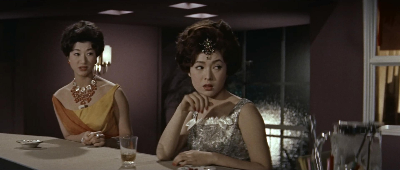 久保菜穂子(Naoko Kubo)「多羅尾伴内 七つの顔の男だぜ」(1960)其の参_e0042361_20000112.jpg