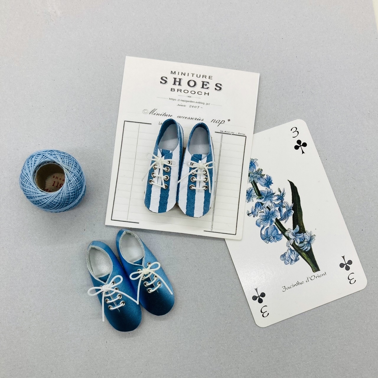 nap* 秋の靴ブローチたち_c0235166_01011905.jpeg