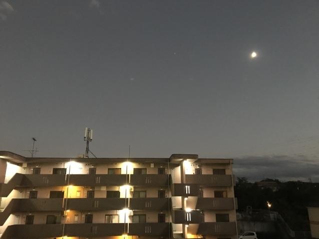 良い月が出ていました_e0099212_20563690.jpeg